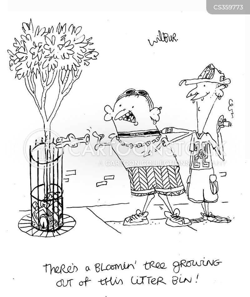hoodlum cartoon