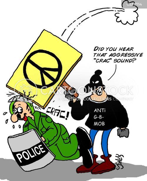 leftists cartoon