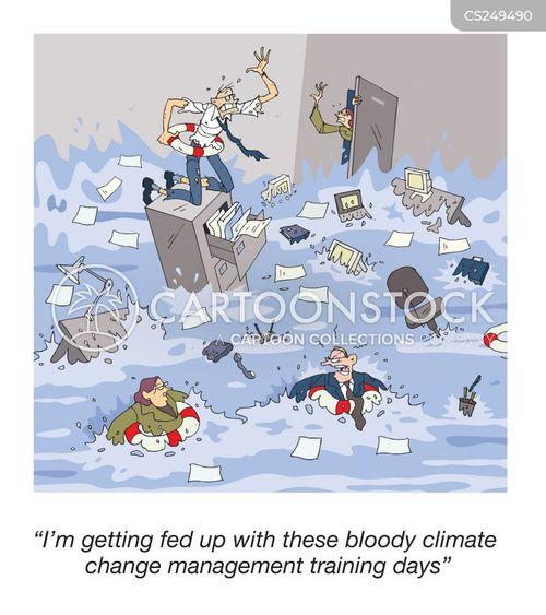 deluge cartoon