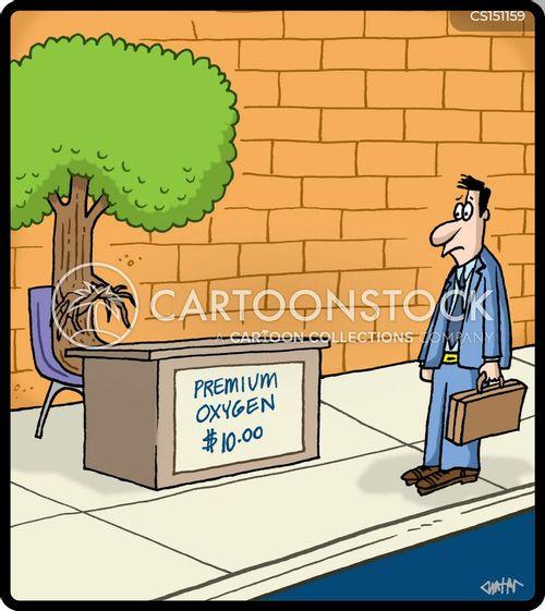 green movement cartoon