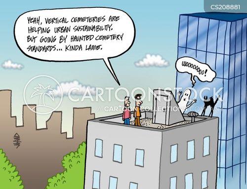 future cities cartoon