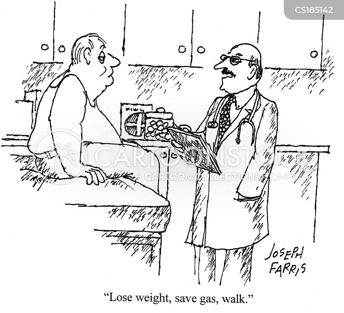 health advice cartoon