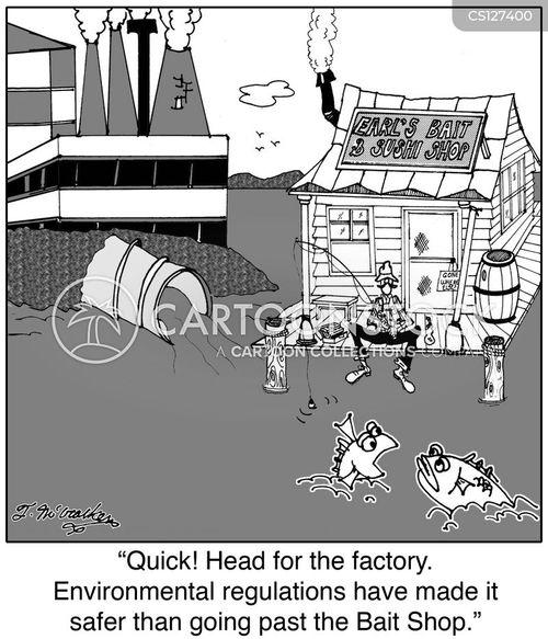 fisermen cartoon
