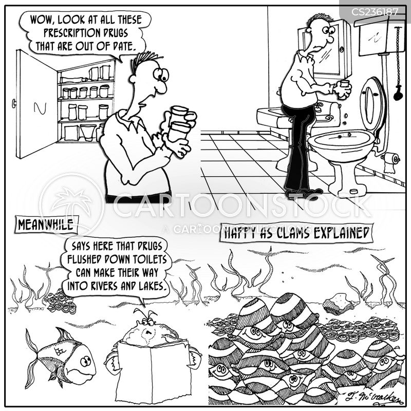 water quality cartoon