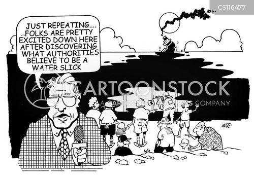 slick cartoon