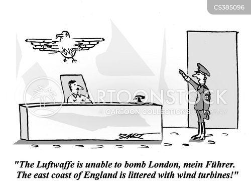 east coast cartoon