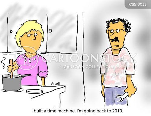 2019 cartoon