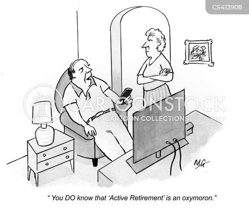 oxymoron cartoon