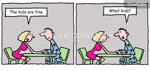 fatherhoods cartoon