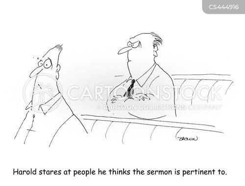 altar cartoon