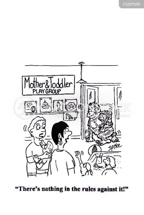 montessori cartoon