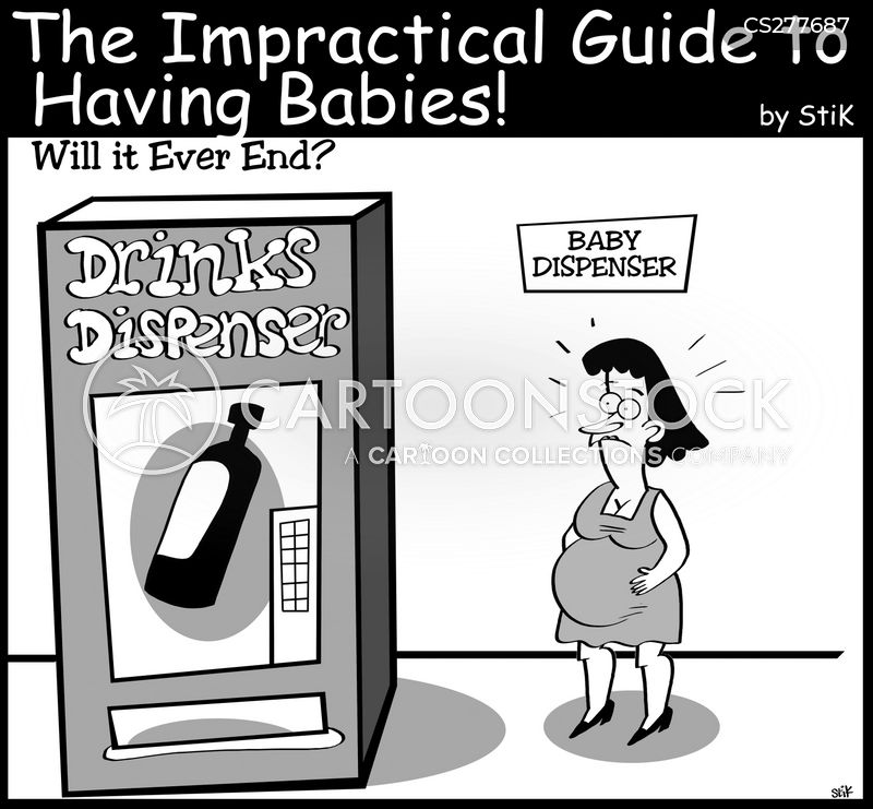 dispenser cartoon