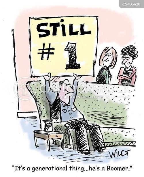 jealously cartoon