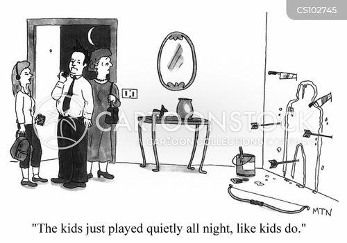 childrens cartoon
