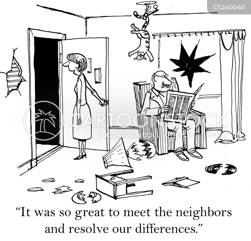 resolved cartoon