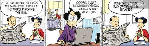 purchasing power cartoon
