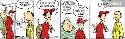 hyperbolic cartoon