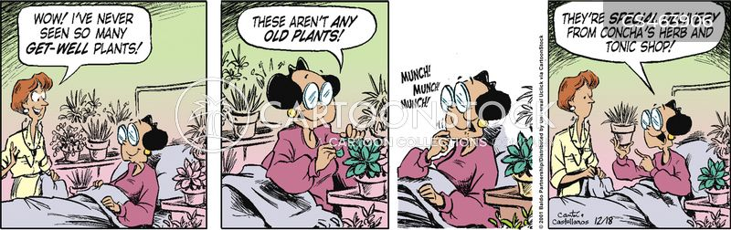 Herbal Medicine Cartoons and Comics - funny pictures from CartoonStock