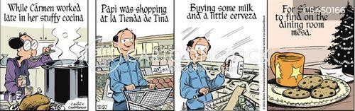mama cartoon