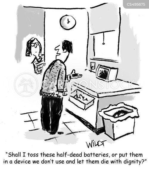 death with dignity cartoon