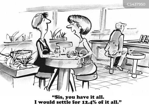 envied cartoon