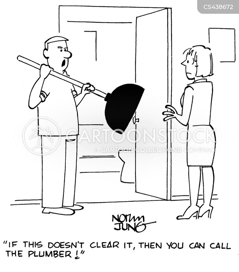 Plungers cartoons, Plungers cartoon, funny, Plungers picture, Plungers pictures, Plungers image, Plungers images, Plungers illustration, Plungers illustrations