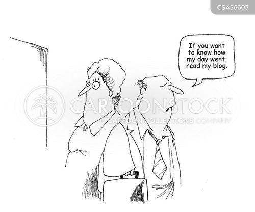 modern marriages cartoon