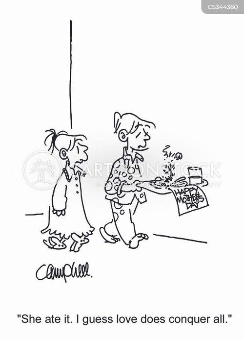mothers days cartoon
