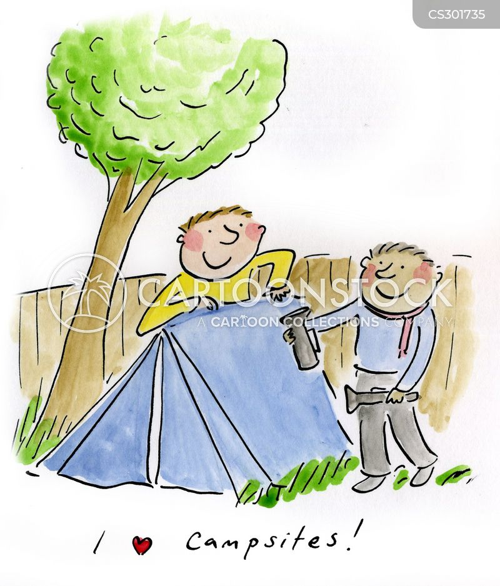 boyscouts cartoon