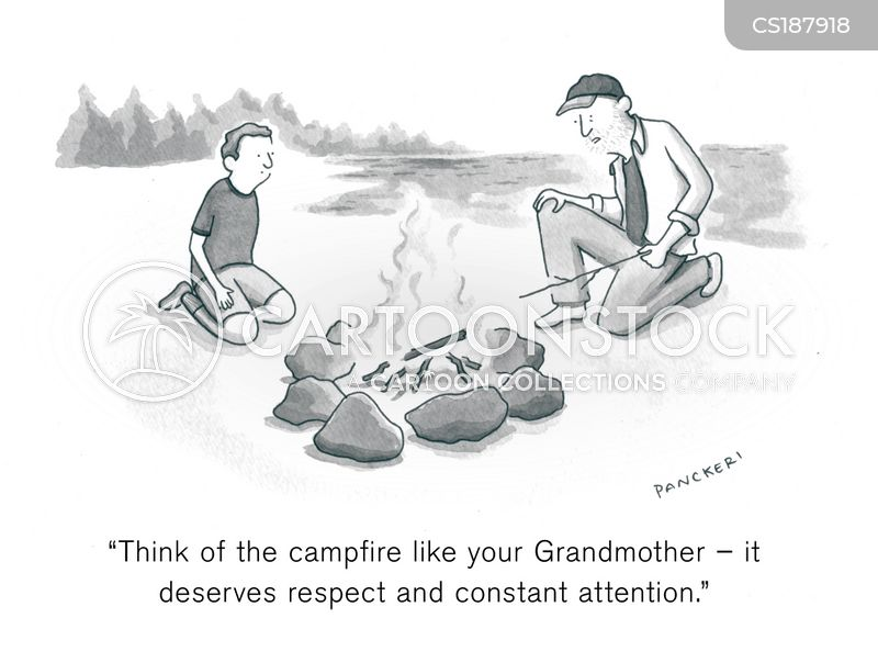 Family Matriarch Cartoons and Comics - funny pictures from