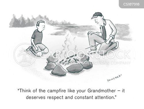 matriarchs cartoon