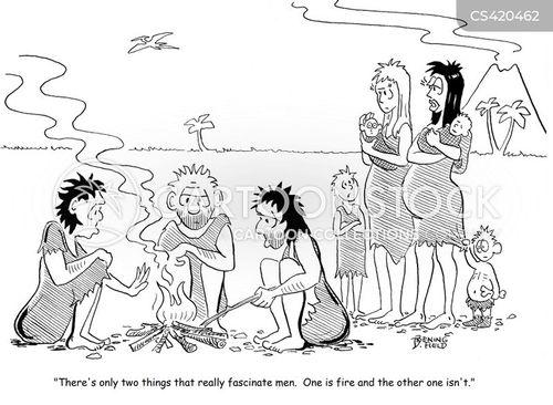 family men cartoon