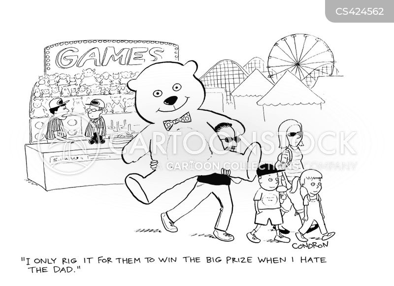 first prizes cartoon