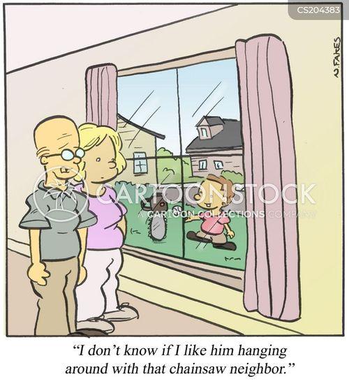d.i.y. cartoon