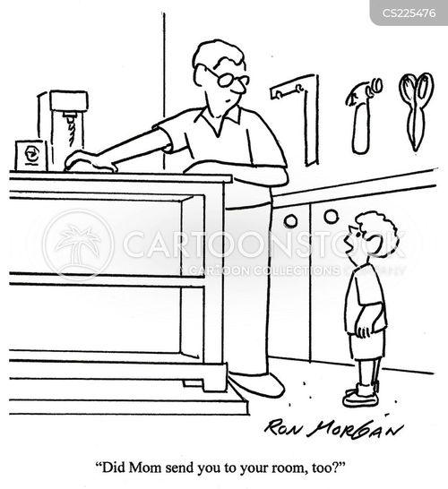 naught cartoon