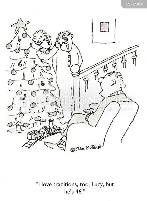 festivities cartoon
