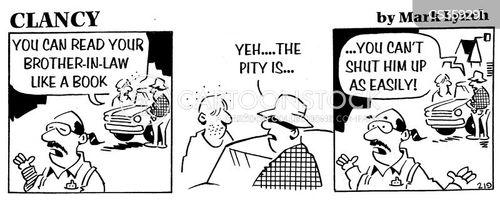 perceptive cartoon