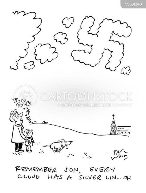 swastika cartoon
