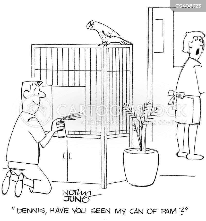 how to clean a bird cage in winter
