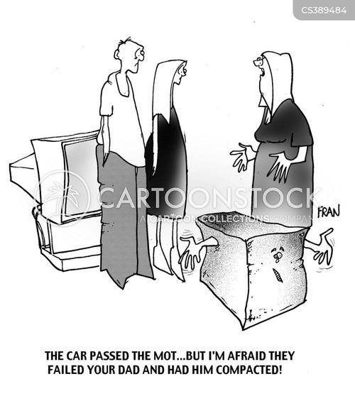 compact cartoon