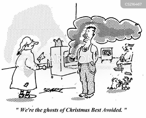family christmas cartoon 10 of 14