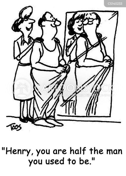 dietry cartoon