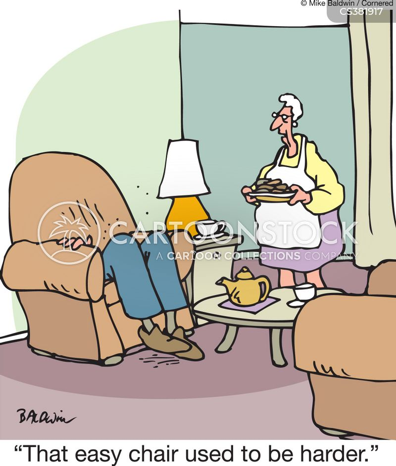 afternoon teas cartoon