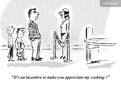 appreciates cartoon