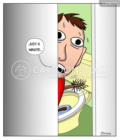embarrassing situations cartoon