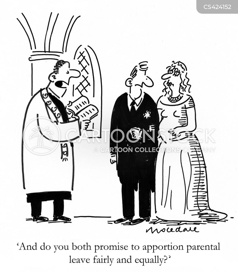 Parental Leave Cartoons And Comics Funny Pictures From Cartoonstock