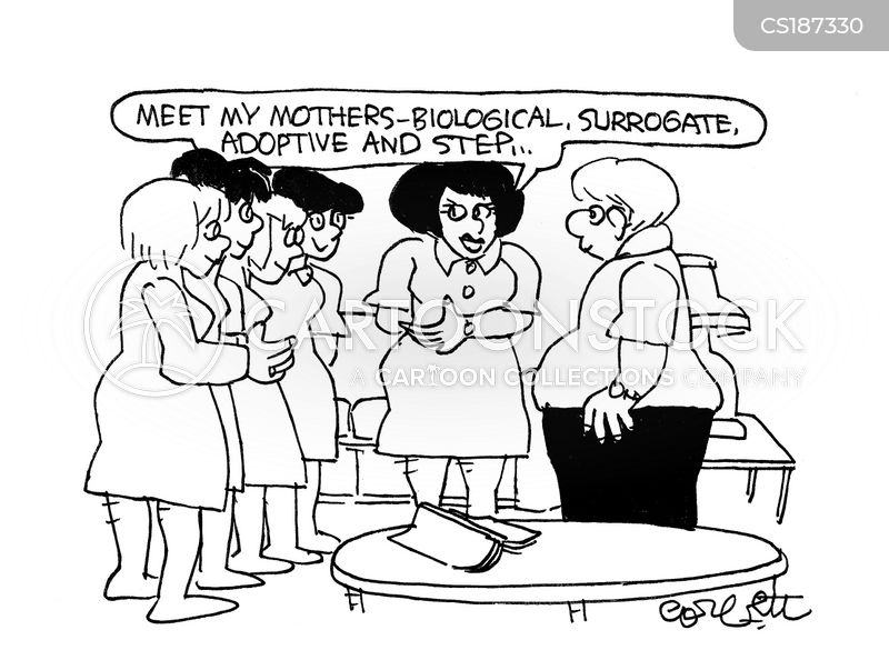 stepmothers cartoon