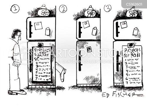 familes cartoon