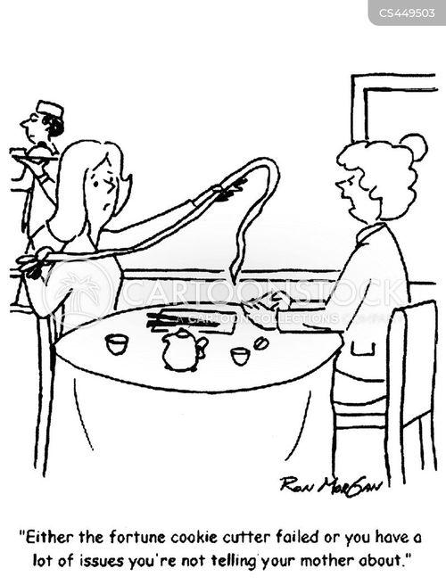 cookie cutter cartoon