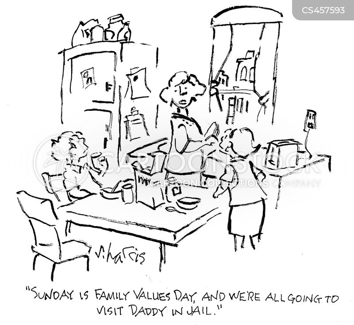 visiting hours cartoon